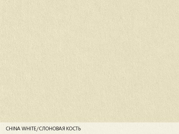 Код: China white; Цвет: Слоновая кость